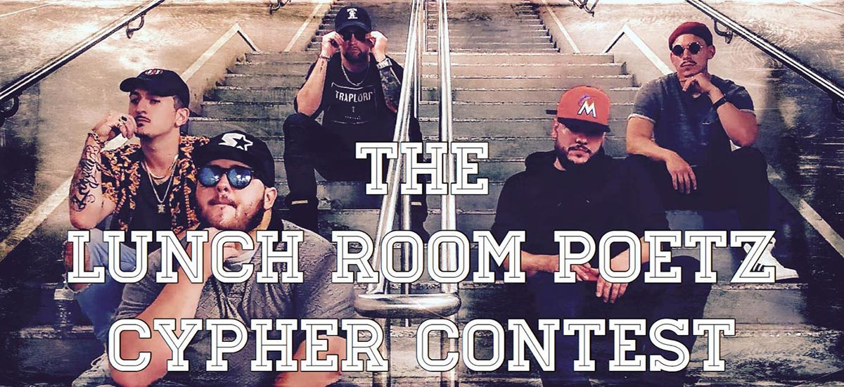 Lunch Room Poetz launch new Cypher contest