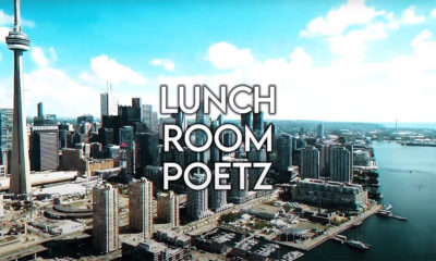 Lunch Room Poetz release Alja-produced LRP Cypher Part 2 featuring DJ Docta