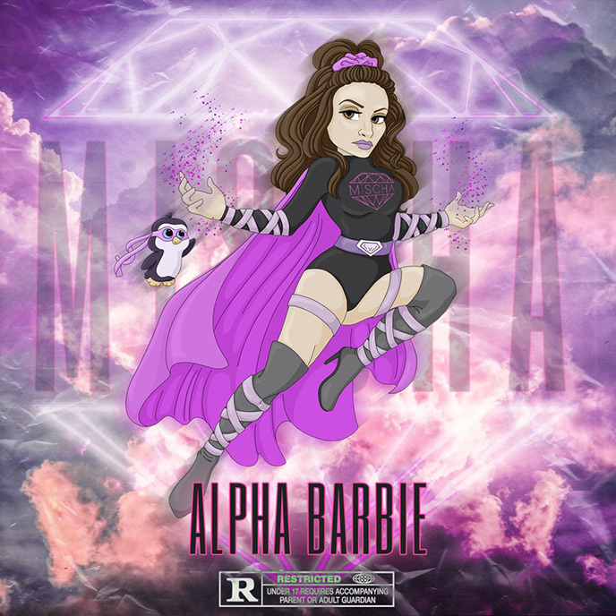 Artwork for Alpha Barbie