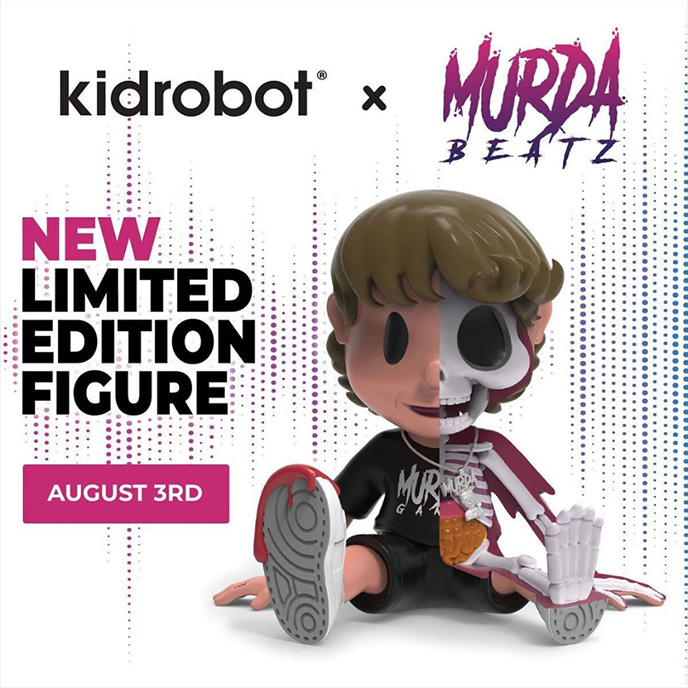 Murda Beatz launches new single with Ty Dolla $ign and Polo G; unveils exclusive toy figurine