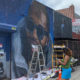 New mural goes up in Canarsie, Brooklyn to honour Pop Smoke