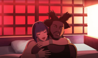 The Weeknd releases new animated video for Snowchild