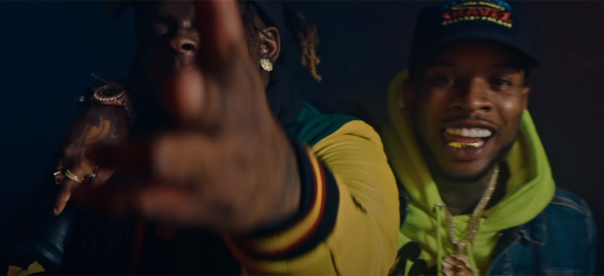 Scene from the 392 video