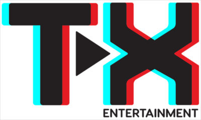 TX Entertainment logo