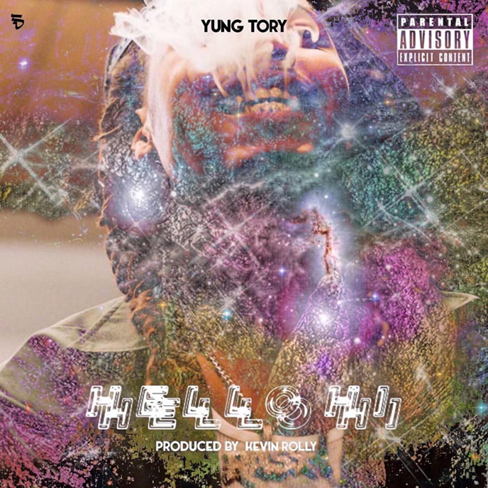 Yung Tory releases Hello Hi with Kevin Rolly; featured on new Walshy Fire single