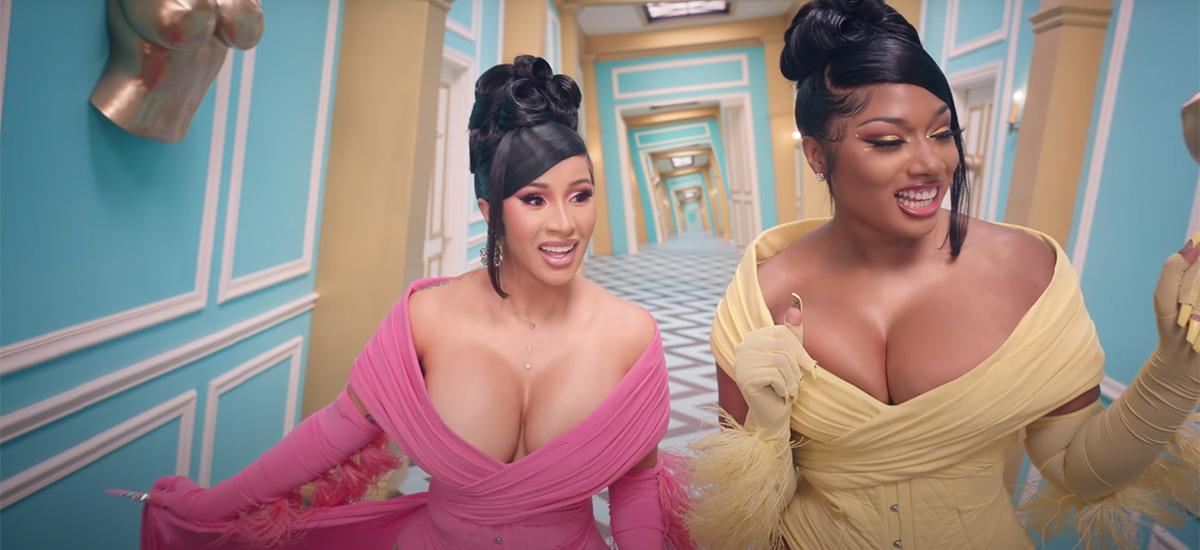 Scene from the WAP video
