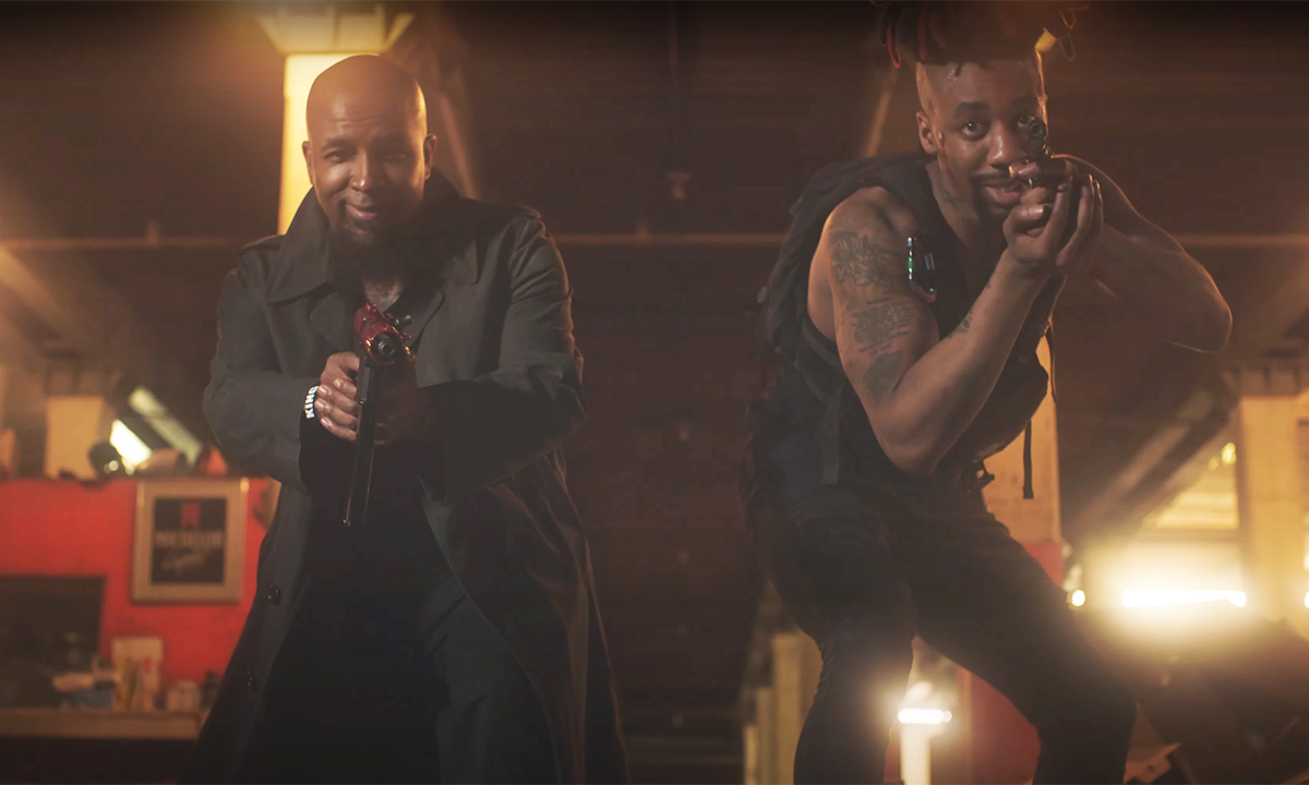 Dax releases new video for Tech N9ne-assisted Faster