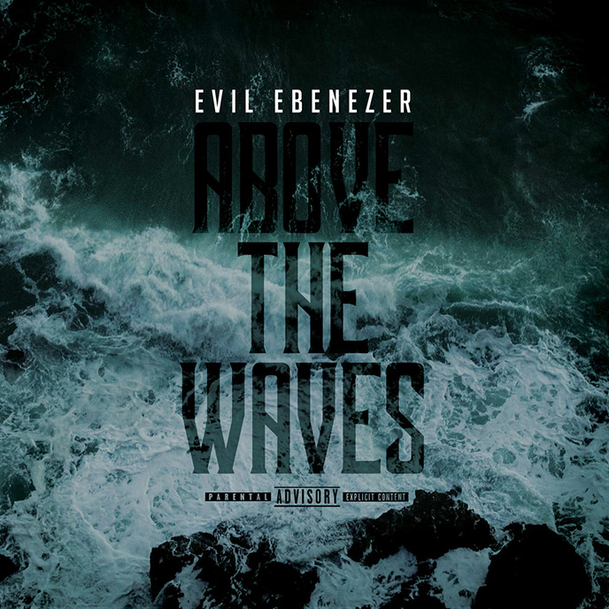 Evil Ebenezer previews September album with C-Lance-produced Above the Waves