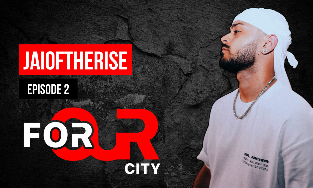 For Our City: CapCityHipHop features JAIoftheRise on Ep. 2 of web series