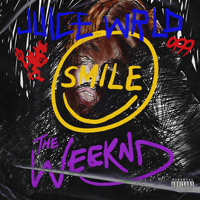 Smile: Grade A releases new Juice WRLD collaboration with The Weeknd