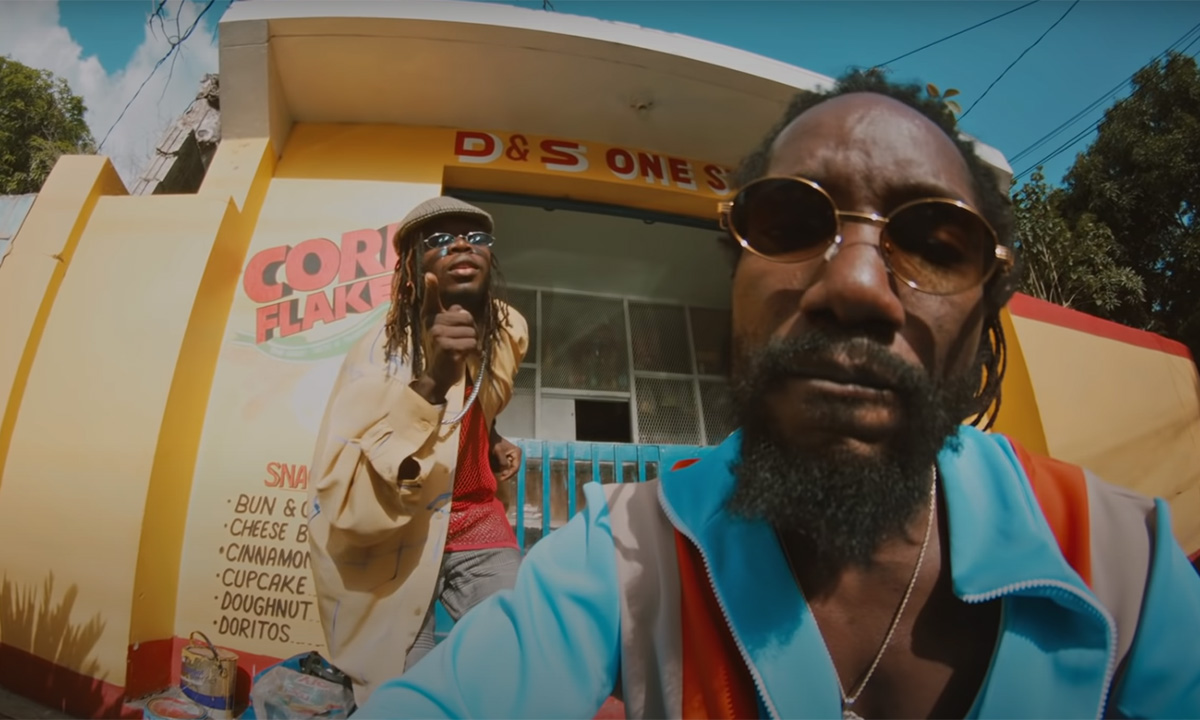 Kabaka Pyramid launches 300K-directed video for Nice Up The Dance single