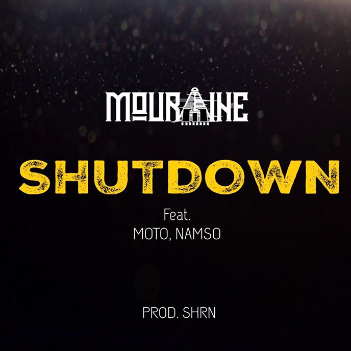 Premiere: Mouraine reunites with brothers Namso & Moto for Shutdown