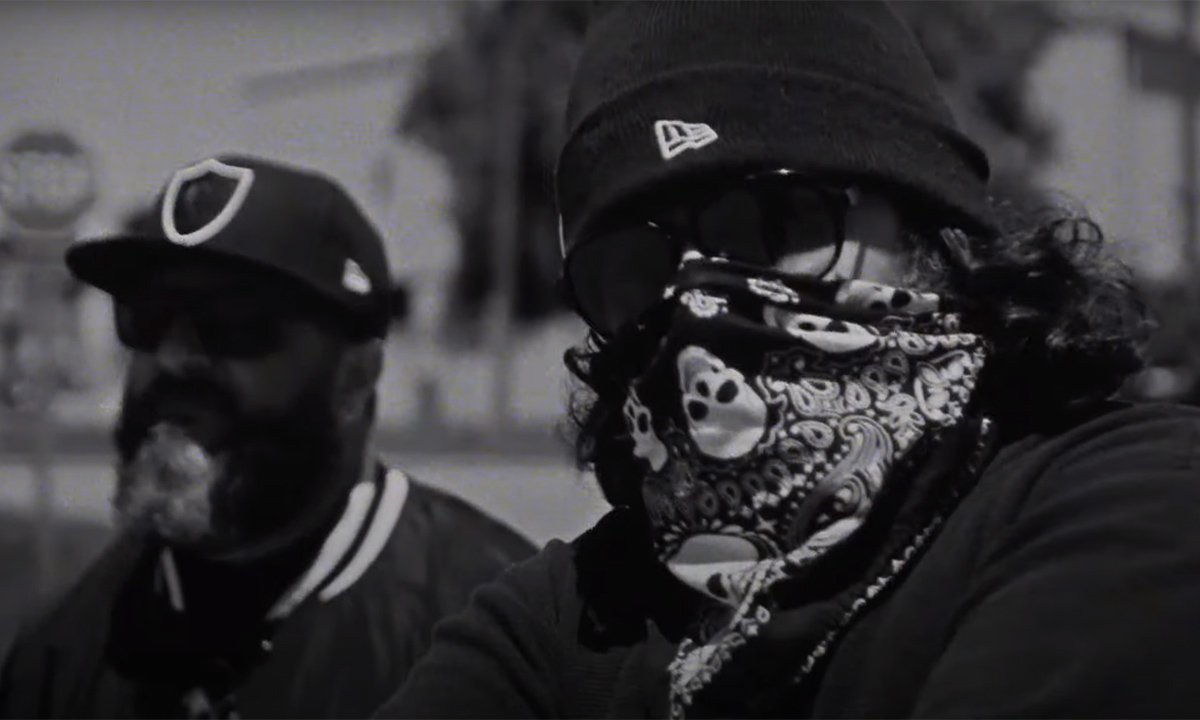 Never Stop The Fight: 80 Empire and Swifty McVay of D12 team up for new video
