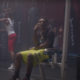 Scene from the Punchin video