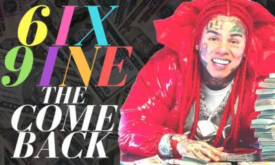Trap Lore Ross on 6IX9INE: The Comeback