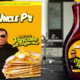 Master P launched a new line of food products to replace Aunt Jemima and Uncle Ben