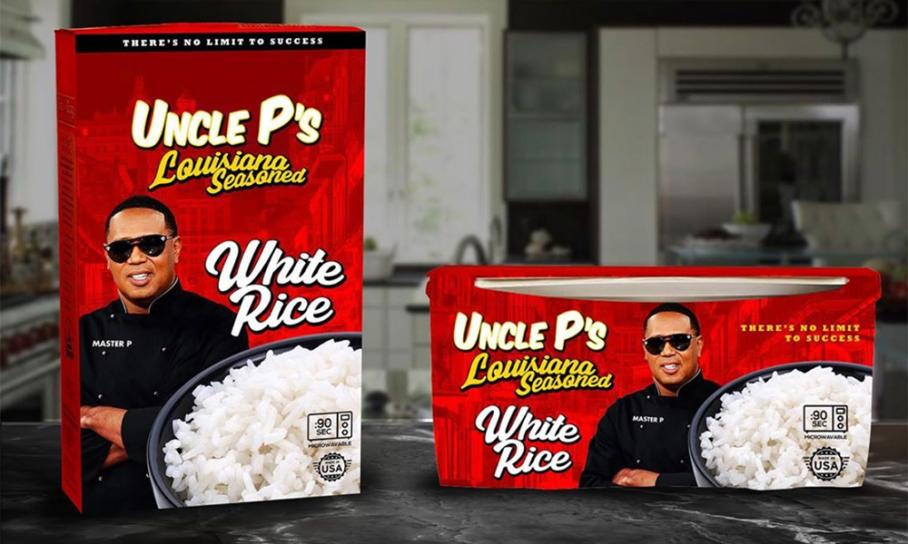 Rice by Master P