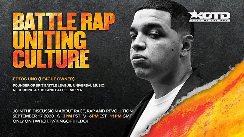 Battle Rap Uniting Culture