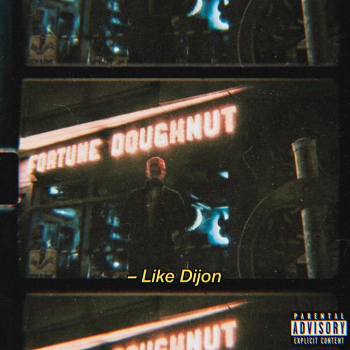 Artwork for Like Dijon by Shanii22