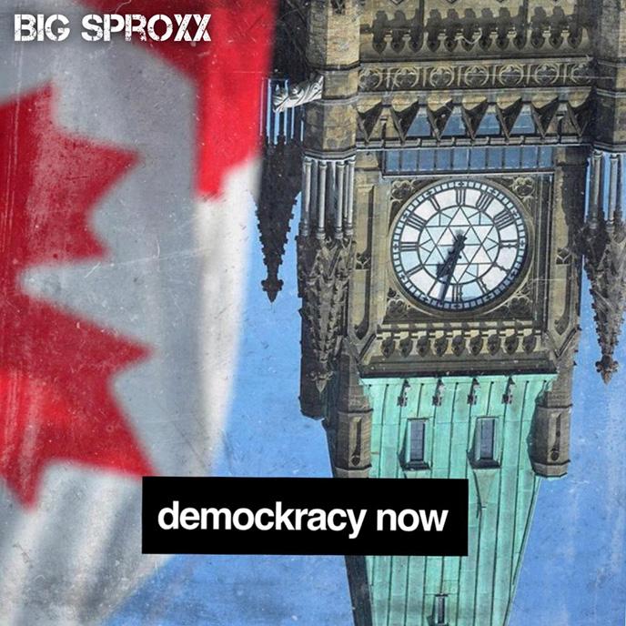 Artwork for Demockracy Now