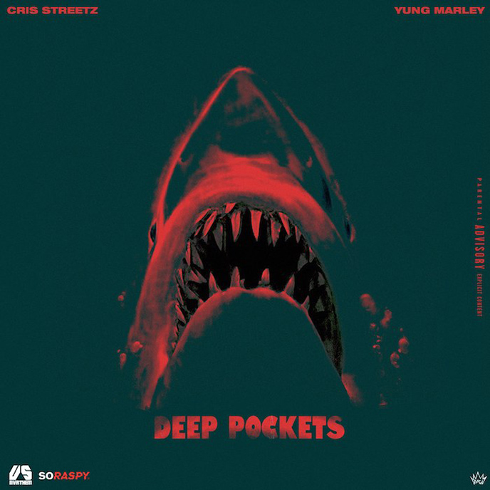 Artwork for Deep Pockets by Cris Streetz and Yung Marley