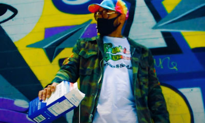 DNTE enlists Tray Starks to direct Milk Moustache video