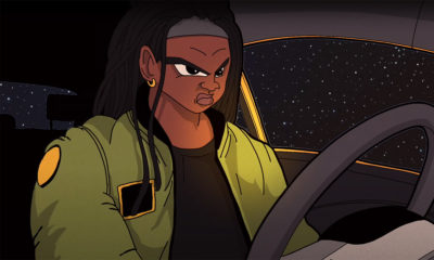 Pimpton releases new animated video for ML Pimp