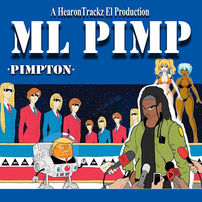 Artwork for ML Pimp