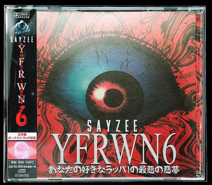 Sayzee returns with new YFRWN6 mixtape