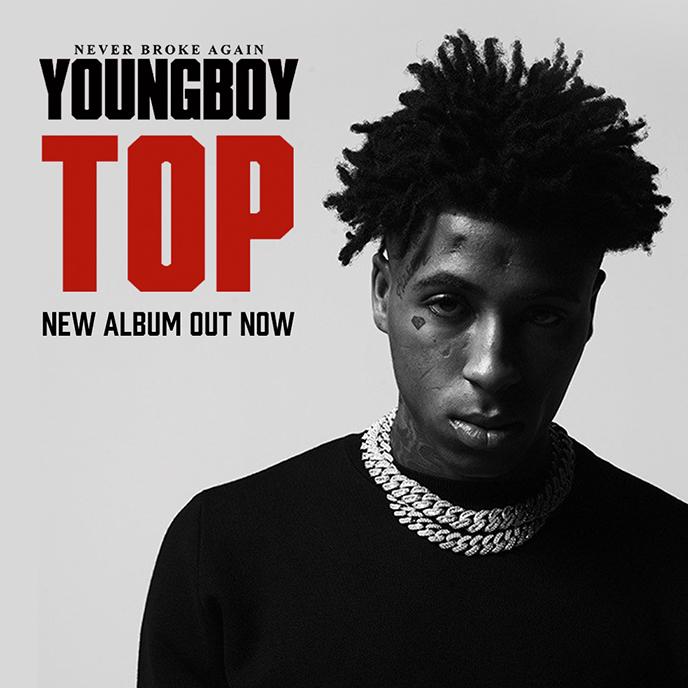 Artwork for Top by YoungBoy Never Broke Again