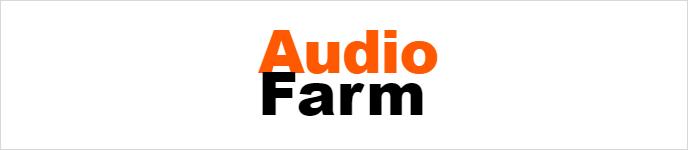 Audio Farm logo