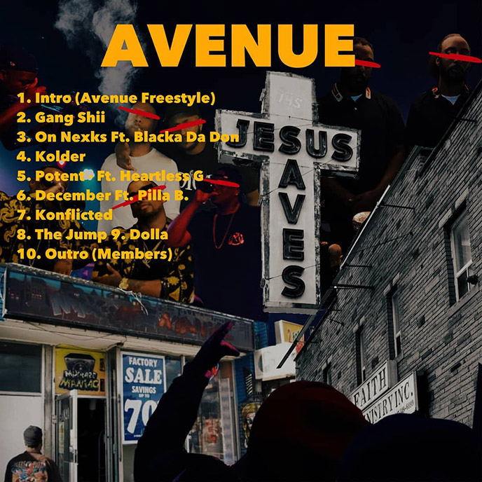 Artwork for Avenue by Cheffie