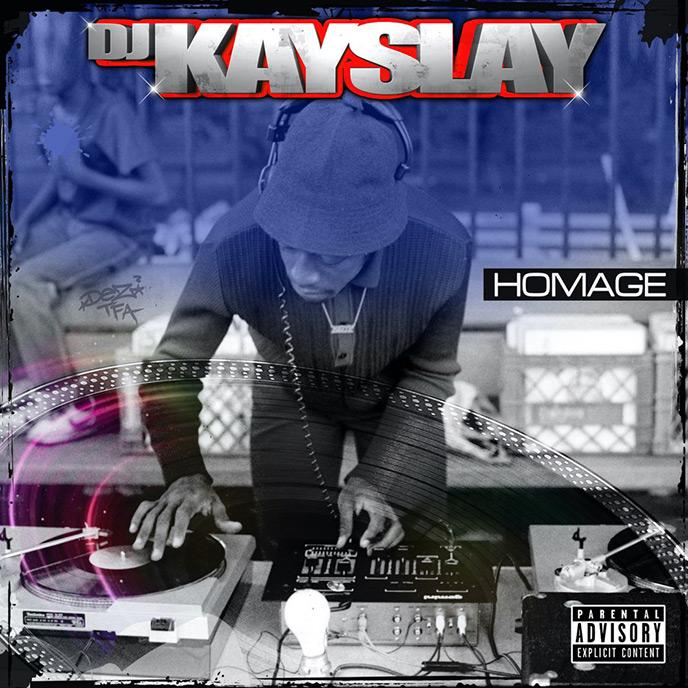 Artwork for Homage by DJ Kay Slay