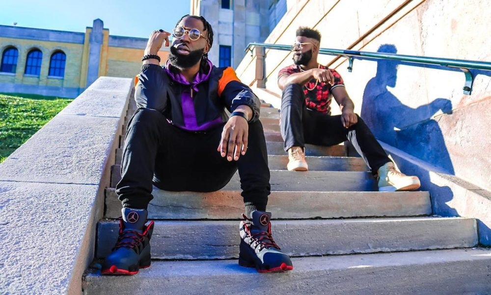 EverythingOShauN & his brother Xpress aka DJXP release new album