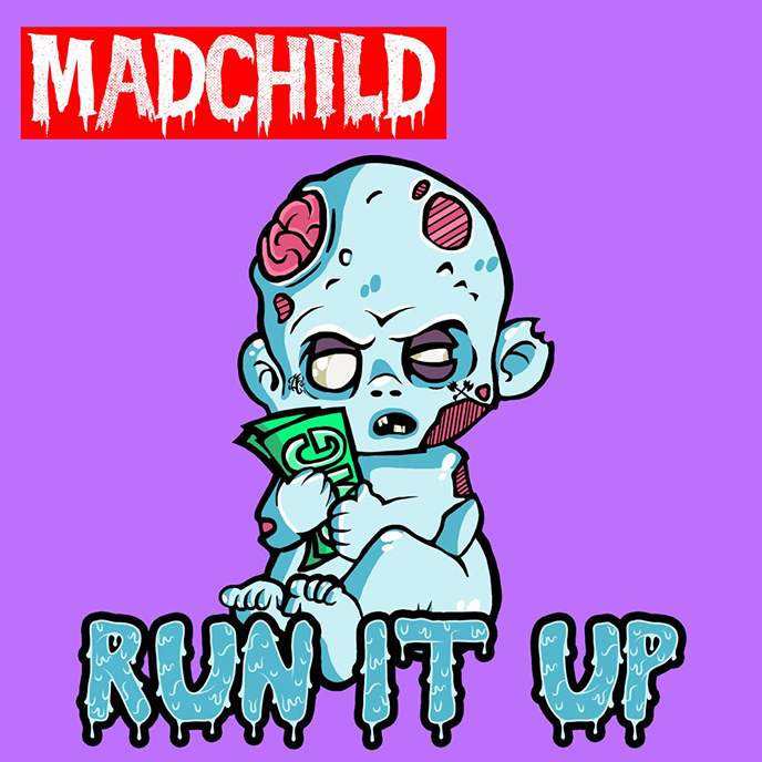 Artwork for Run It Up by Madchild