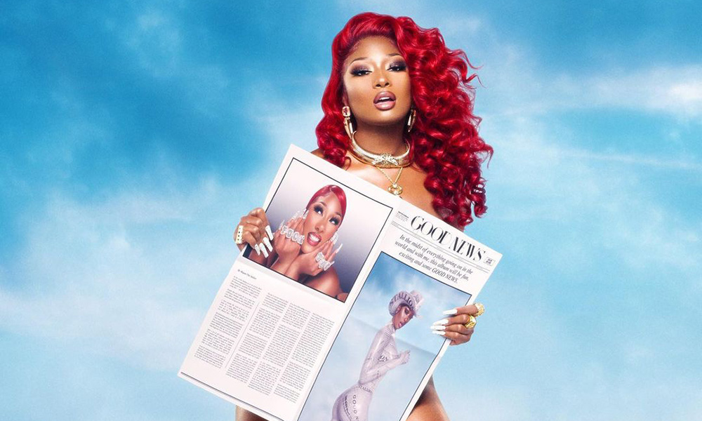 Good News: Houston star Megan Thee Stallion drops album debut and video for Body