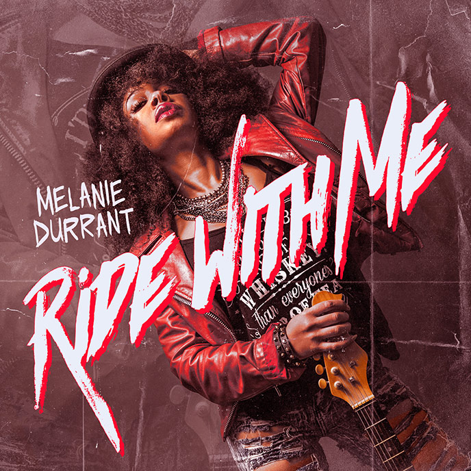 3-time JUNO-nominated singer-songwriter Melanie Durrant returns with new single Ride With Me