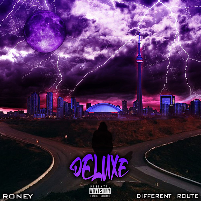 Artwork for Different Route Deluxe Version by Roney