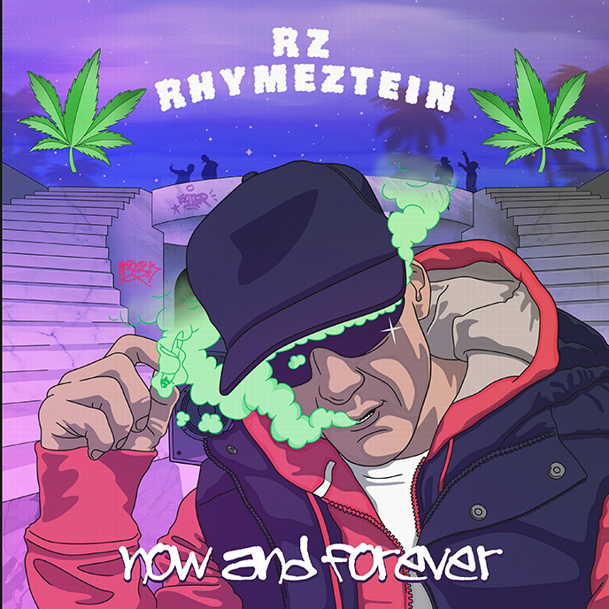 Artwork for Now and Forever by RZ Rhymeztein
