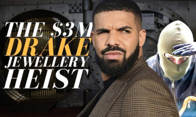 Trap Lore Ross on The $3 million Drake Jewelry Heist
