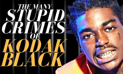 Trap Lore Ross on The Many Stupid Crimes of Kodak Black