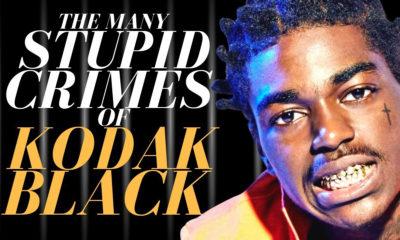 Trap Lore Ross on The Many Stupid Crimes of Kodak Black