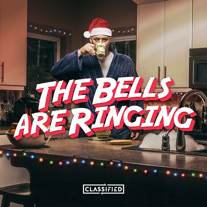 Artwork for The Bells Are Ringing by Classified