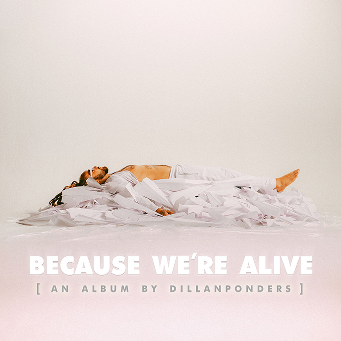Artwork for BECAUSE WERE ALIVE by DillanPonders