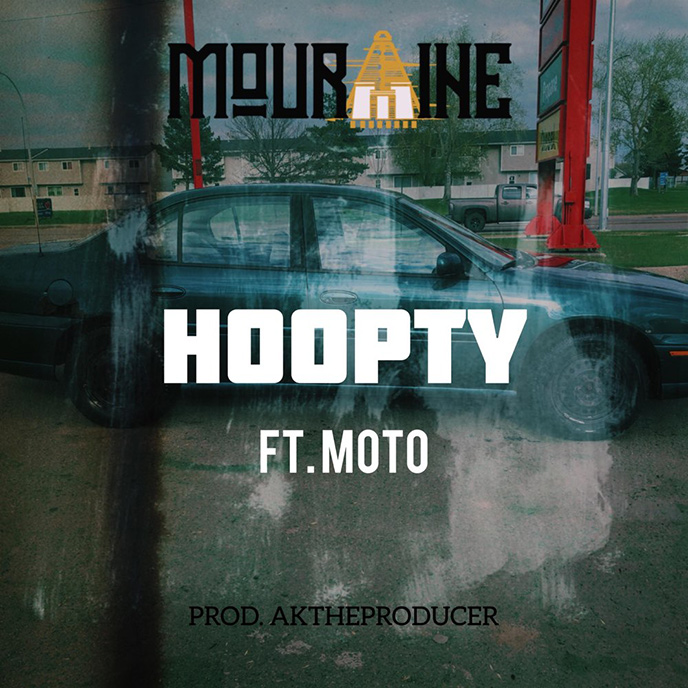 Artwork for Hoopty by Mouraine
