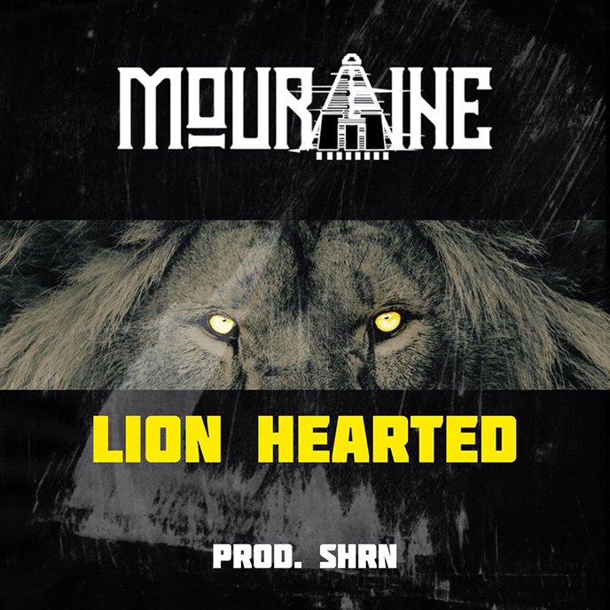 Artwork for Lion Hearted by Mouraine
