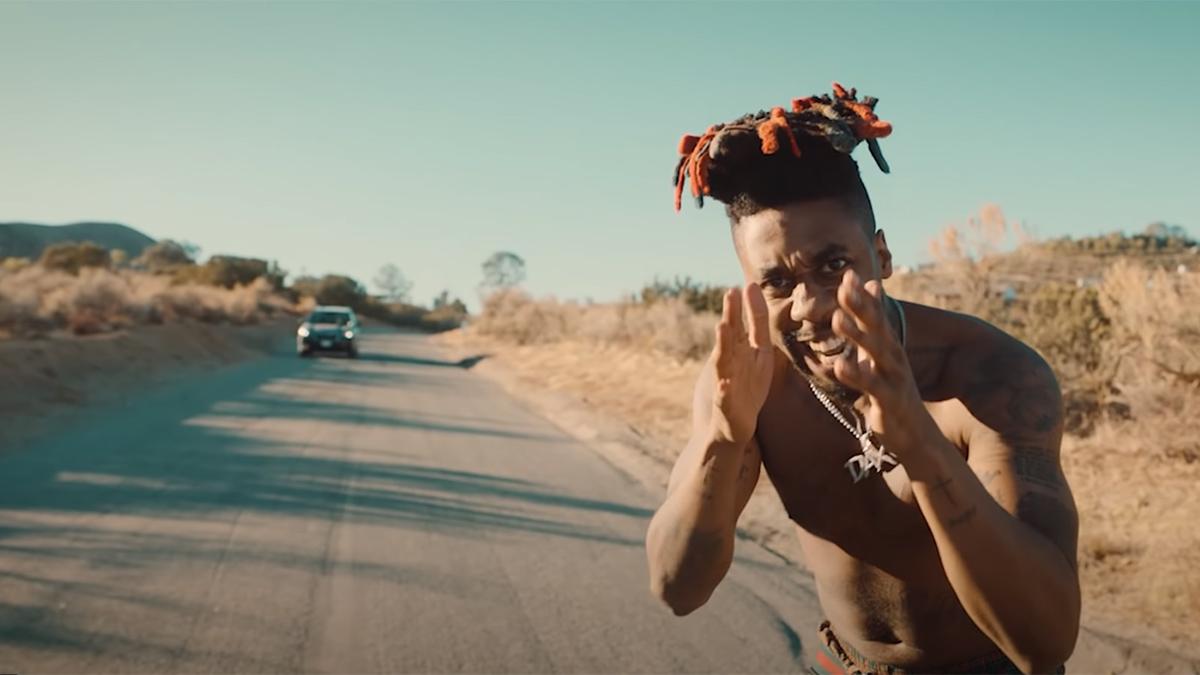 Dax follows Trippe Redd collab with Rap God (Remix) video