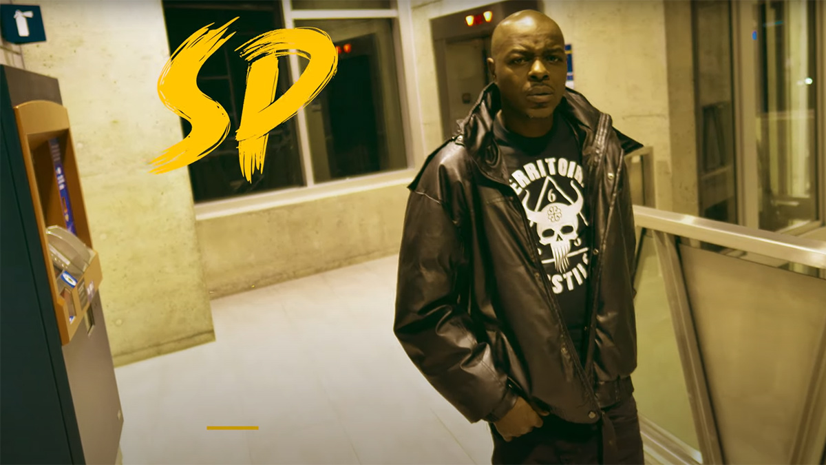 French Amerikkka: SP aka Sans Pression releases new visuals for Prend des Notes